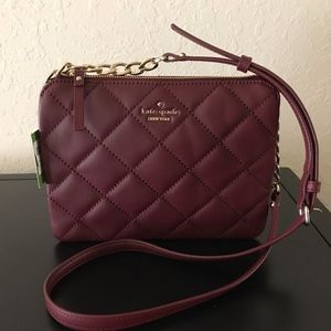 NWT Kate Spade Emerson Place Harbor Crossbody